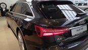 奥迪旅行车 魅力瓦罐 2020 Audi A6 Avant Sport 45 TDI quattro