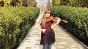罗马尼亚 Maia 小提琴演奏 TONES AND I《DANCE MONKEY》