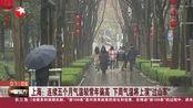 """上海: 连续五个月气温较常年偏高 下周气温将上演""""过山车"""""""