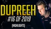 【CSGO】dupreeh - The Sickest Entry Fragger - HLTV.org's #16 Of 2019 (CS:GO)
