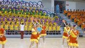 黄石市第七届老年运动会开幕式