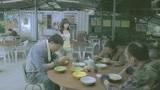 狼牙:吴京面馆吃饭,同行警花竟被恶霸欺负,下秒路见不平就是干