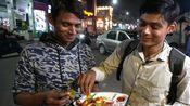 印度街頭美食Jaipur Street Food - Amritsari Kulcha