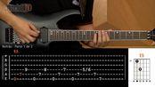 Megadeth --Symphony Of Destruction(国外吉他教程详解)