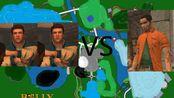 恶霸鲁尼:埃徳加VS 2个绝对防御特徳