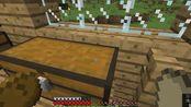 剑离我的世界单机生存第十期——附魔室建成(第一p收集材料,第二p制作附魔室)
