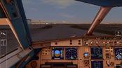 爱作死的机长1:挑战a320在滑行道上起飞 地勤:mmp