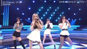 【BLACKPINK】日本music station KILL THIS LOVE(Japan ver.) 打歌现场