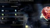 [Xeltol]Stream Practice Maps [Snow Goose BPM200] +DT 98.47 1xmiss (8.91★)
