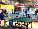 2013广发银行乒乓球比赛男单决赛前