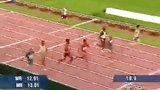 刘翔2006年7月12日12秒88洛桑田径大奖赛破世界纪录