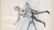【HEMA摔跤】中世纪大师Andre Lignitzer是如何放倒对手的