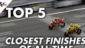 MotoGP / 终点绝杀Top5!最速只差0.002秒!