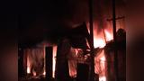 南昌一厂房突发大火,凶猛异常!