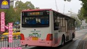 【pov36B】 上海闵行客运 闵行8路 外环路莘沥路→万源路顾戴路 前方展望