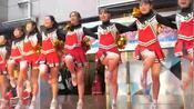 日本千叶大学的动感热舞,小姐姐们青春靓丽,浑身散发迷人气质