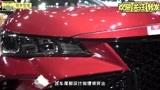 丰田再添中型车,配四轮独悬比奥迪a4l舒适,油耗仅5.8l