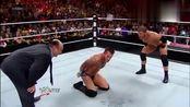WWE应用程序的投票结果,CM朋克对柯蒂斯·阿克塞尔精彩对决