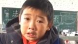 这孩子长大肯定有前途,跟老师请假不来上学了,要去养猪!