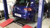 VW Golf R Mk7 with Milltek Sport Exhaust-HD—在线播放—优酷网,视频高清在线观看