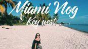 【将将】一起开车去大陆尽头| 酒醉 丢车 失智| 不一样的迈阿密 Key West一日游记