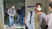 青岛3名外籍人士插队做核酸检测 工作人员:给个面子 让他们先
