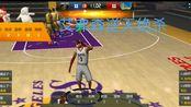(川师傅)最强NBA,屠龙科比绝杀后,点券艾弗森无情反绝杀,剩余1秒5进超难度3分