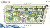 佛山三水新城 华远远洋天骄 95-120方 望滨江公园 视野好 单价1.15万带装修