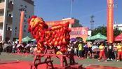 清远市清新区三坑镇龙狮武术协会清远浸潭比赛
