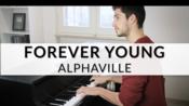 [钢琴]Alphaville - Forever Young(Cover by Francesco Parrino)
