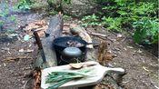 【Bushcraft】关于更新说明|香葱牛排+春日野餐