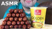 【russian eating】助眠香肠和越南拉面*VIFON*(吃的声音)不许说话(2019年10月31日20时1分)