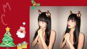 【Vanessa】初投稿,Merry Christmas~超甜的圣诞妆容!