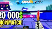 【CSGO】20 000$ SHOWMATCH!! - NaVi vs Astralis - BLAST Pro Series STAND OFF! _ CSG