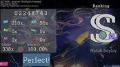 osu! | quaver [Yukiyo's Insane] +HDDT 6.25* SS
