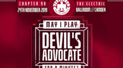 PROGRESS Chapter 98: May I Play Devil's Advocate For A Minute? 2019.11.24