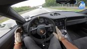 保时捷 Porsche 991.2 GT3 RS - 0-285 km/h 加速测试