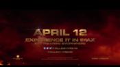 4月12日《地狱男爵》重启新作【血皇后崛起】,最新中文预告,和影院一样没有字幕!