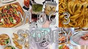 VLOG 3 · Chinatown夜市 · 悉尼网红饮品店打卡 · 史蒂芬港一日游 · 首次滑沙体验 · 超赞的海鲜面