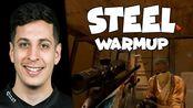 【CSGO】Steel Warmup (FFA DM) 19 July 2019