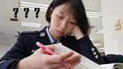 阿娴的vlog.001 记录警校生的考试周