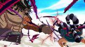海贼王:凯多实力被高估?被御田一招打败,用卑鄙手段取胜