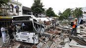 新西兰中部发生强震:地震震级修正为里氏6.5级