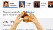 Joey doesn't share food!!! 25周年Google的致敬