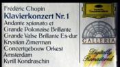Chopin K Zimerman, March 11, 1979 Piano Concerto No. 1 - Kiril Kondrashin, Live