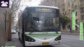 【pov748】 上海巴士一公司 155路 栖山路巨野路→昆明路海门路 前方展望