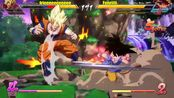 [ DRAGON BALL FIGHTERZ ] Fenritti team is nuts! Feat. Cell - GT Goku - ssj Veget