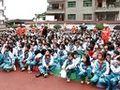 沿河县:消防知识进学校开展竞赛和演练活动