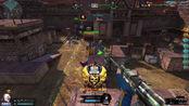 生死狙击:拿起老玩家最爱的rpk-s玩变异,堪称扫射之王!