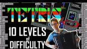 【手风琴】进阶版货郎(俄罗斯方块配乐)TETRIS Theme - 10 niveaux de difficulté [Accordion Cover]